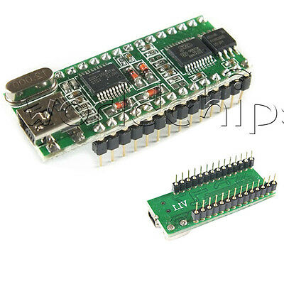 Wt588d-u-16m Voice Sound Module 5v Mini Usb Interface Sound Module For Arduino W