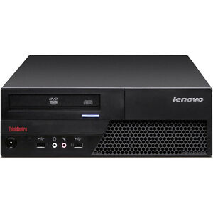 Lenovo ThinkCentre M58p SFF Desktop -Intel Dual Core E5700 3G,4G