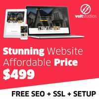 ✔ FULL WEB DESIGN SEO AND SETUP ONLY $499 ✔