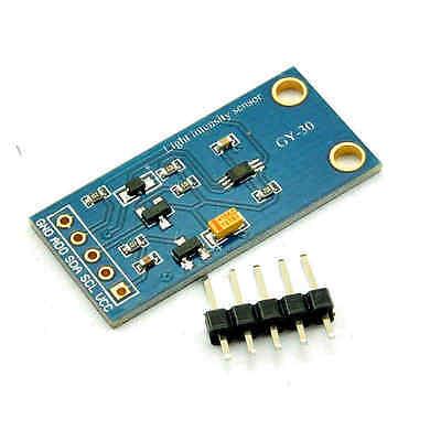 1pcs Bh1750fvi Digital Light Intensity Sensor Module For Arduino 3v-5v Power
