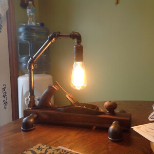 Steam punk art lamps Windsor Region Ontario image 5