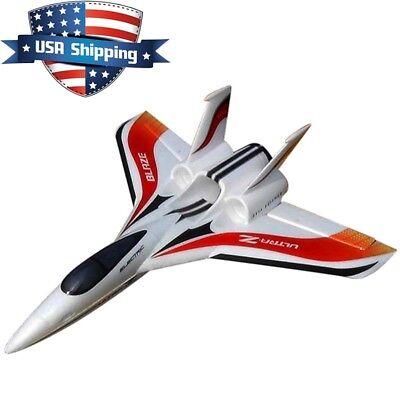 31in Zeta Ultra-Z Blaze 790mm Wingspan EPO EDF/Pusher Jet RC Racer Plane