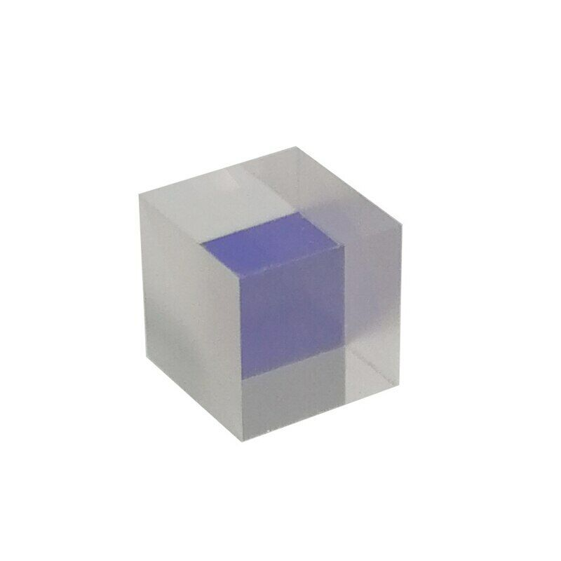 Polarizing Beam Splitter Refractor Optical Elements Cube 400-700nm