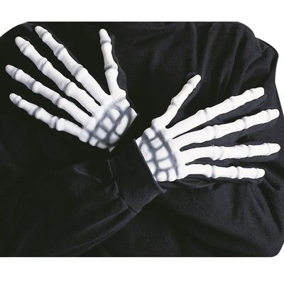 Sensenmann Tod Halloween Verkleidung Kostüm #8413 (Halloween-kostüm Handschuhe)
