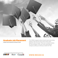 FREE Career Focus - Graduate Job Placement Program