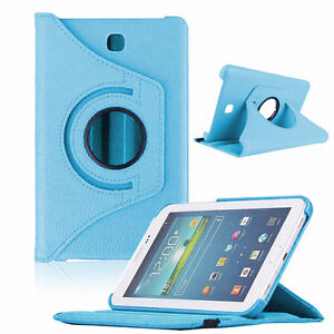 Rotating 360 Folio Case Cover Stand For Samsung Galaxy Tab 3 7In