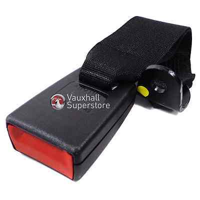 VAUXHALL MERIVA A (2003-2010) LEFT HAND REAR CENTRE SEAT BELT BUCKLE NEW GENUINE