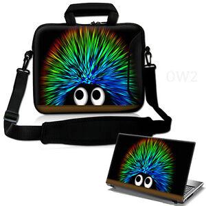 HEDGEHOG-Laptop-Sleeve-Strap-Messenger-Bag-Case-15-15-6-Matching-Skin-OW2