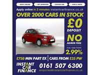 Fiat 500 1.2 ( 69bhp ) POP CREDIT PROBLEMS?? WE CAN HELP!!