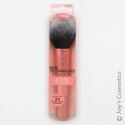 "1 REAL TECHNIQUES Makeup Brush - HD Powder Brush ""RT-1401"""