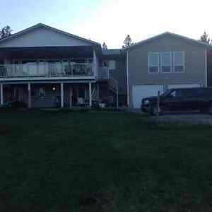 Quesnel bc lakeshore property