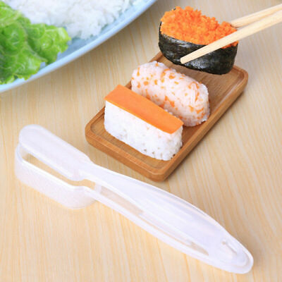 Home DIY Sushi Maker Rice Onigiri Mould Scoop Spoon Cooking Sushi Kitchen Kit