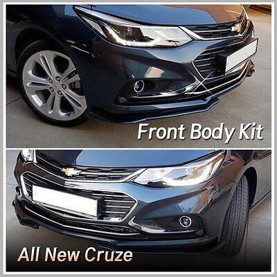 Front Bumper Body Kit for Chevrolet All New Cruze 2017