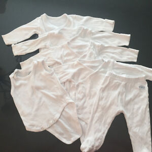 100% cotton baby undergarments