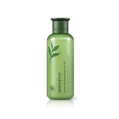 [INNISFREE] New Green Tea Balancing Skin EX 200ml - BEST Korea
