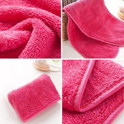 Reusable Microfiber Women Facial Cloth Magic Face Towel Makeup-Remover for Sport