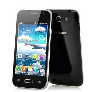 4 Inch Low Cost Android Phone