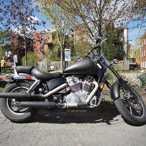 Honda Shadow Ace 1100 -  bas millage