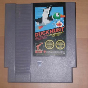 Looking for: Gyromite & Duck Hunt