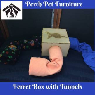Ferret Tunnel box