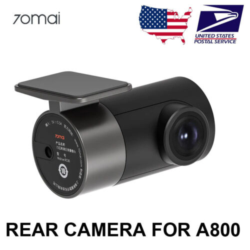 Rear Camera of Xiaomi 70mai A800 GPS Smart Dash Cam Car Video Recording RC06