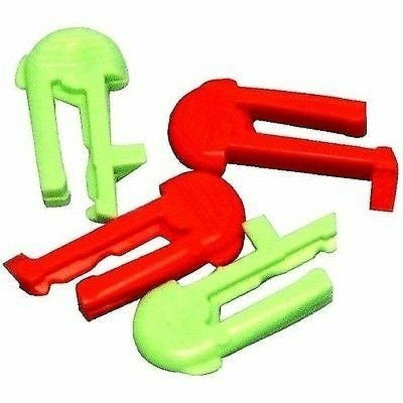 Timers Plastic Tripper F/P Series (PK of 2 Red& Green) 156PB10398A - Set Of 4