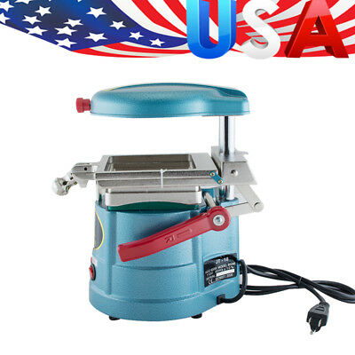 Dental Vacuum Forming Molding Machine Former Heat Thermoforming Equipment 1000w