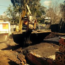 Excavators Bobcats Tippers Drilling Earthmoving Hamilton Brisbane North East Preview
