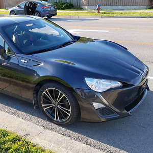 2013 Scion FRS BRZ  6spd Manual