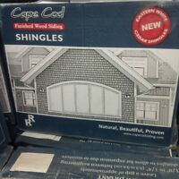 Cape Cod Cedar Wood Shingles