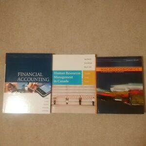 Business / Math / Computer Science Textbooks For Sale Kitchener / Waterloo Kitchener Area image 2
