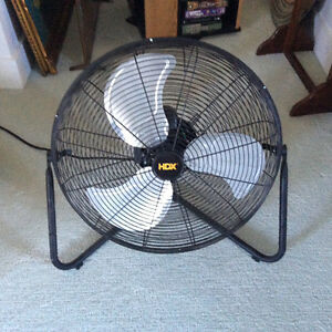 Very powerful fan for sale