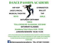 DANCE PASSION ACADEMY