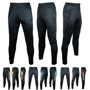 Mens-Sport-Gym-Athletic-Soccer-Training-Basketball-Sweat-Skinny-Pants-Trousers