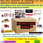 L'Oreal,Maybelline, Hard candy Max Factor 100 pc A 0,99€ HT