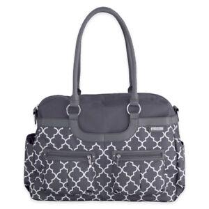 JJ Cole Canvas Satchel Baby Bag - Only $39.99