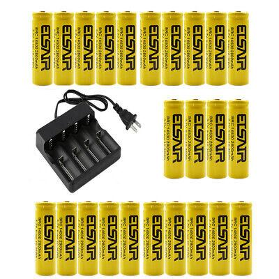 USA 2800mAh 3.7v Li-Ion rechargeable 14500 Battery  multi-purpose -
