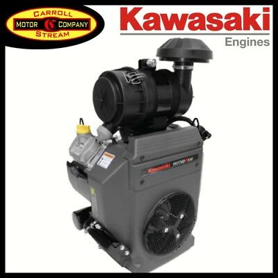 "Kawasaki FH770D-S01 28HP Side Shaft Horizontal V-twin 1-1/8"" Engine Motor NEW for sale  Oxford"
