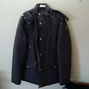 Goose Downed Moose Knucles Jacket, Brand New, Made in Canada,