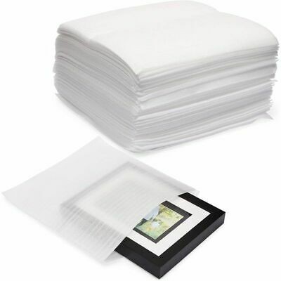 Foam Packing Pouches Moving Supplies And Shipping 11.8 X 11.8 In 75 Pack