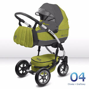 New Shell Stroller Is Available Now! EUROSTROLLER!