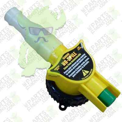 No-spill 6131 6132 Gas Can Nozzle Assembly Spout Assembly W Button