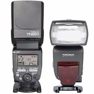 Yongnuo YN660 2.4G Wireless Flash Speedlite Canon