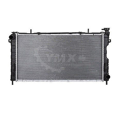New  Radiator Fits MT Chrysler Town & Country Voyager Dodge Caravan V6 CU2311