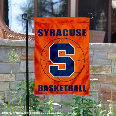 Syracuse Orange Flag (Syracuse Orange Basketball Garden Flag and Yard Banner )