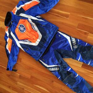 Men's Yamaha suit