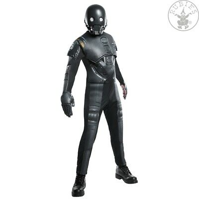 r Wars * 3820315 - K-2SO Droid Deluxe * Adult * Disney (Adult Deluxe Kostüm)