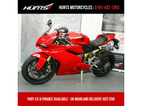 2016 '66 Ducati 1299 Panigale ABS. 1 Owner From New. Stunning Bike. £11,995