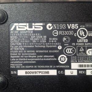 ASUS ROG Laptop Charger Model#ADP-120zb-bb