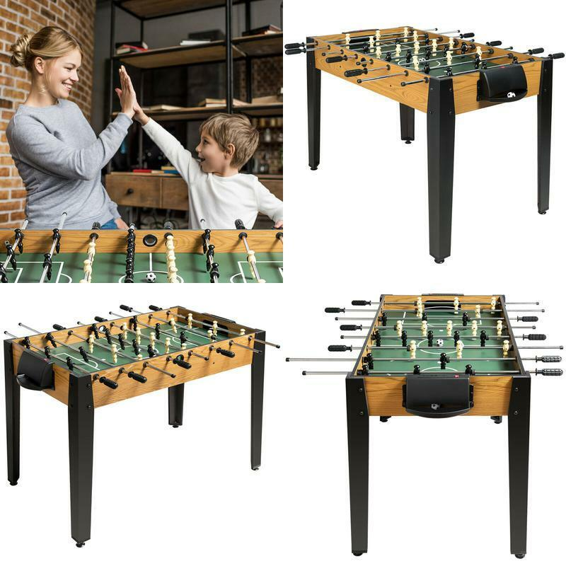 wooden foosball table competition size 48